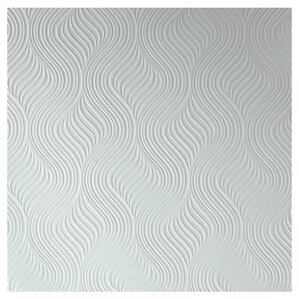 """Brittany 33' x 20.5"""" Abstract 3D Embossed Wallpaper"""