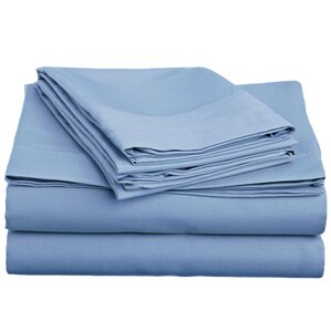Denise 1500 Thread Count Twin Sheet Set