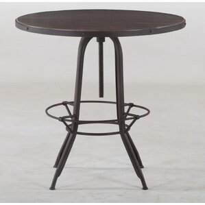 Carolina Adjustable Height Pub Table