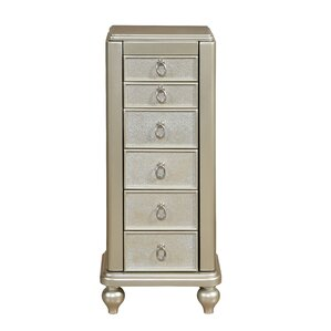 Armstrong Jewelry Armoire with Mirror