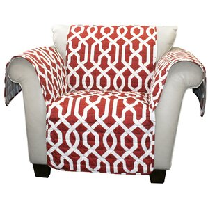 Caledonia Armchair Slipcover  by Alcott Hill®