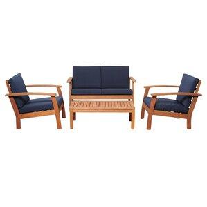 4-Piece Austin Patio Seating Group