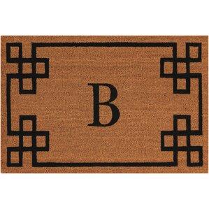 Filippa Monogrammed Doormats