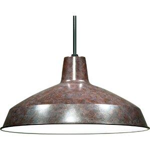 Addie 1-Light Inverted Pendant