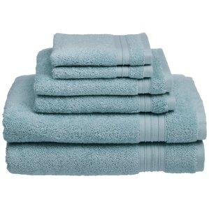 6-Piece Concord Cotton Towel Set