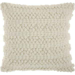 Simone Woven Stripe Throw Pillow