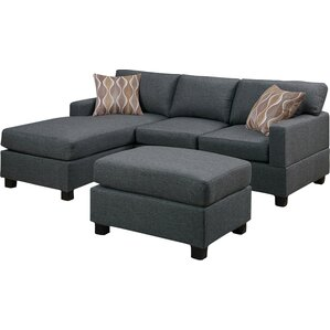 """Blackwell 83"""" Left-Facing Sectional"""