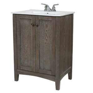 "Chelsea 24"" Single Bathroom Vanity"