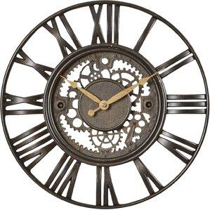 Loretta Round Wall Clock