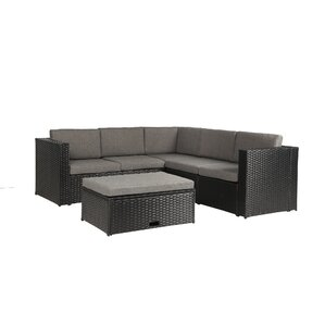 Morrissey 4-Piece Deep Seating Group