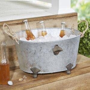 Kilgetty Galvanized Beverage Tub