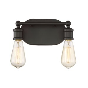 Georgina 2-Light Vanity Light