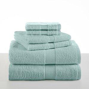 Amy 6-Piece Towel Set