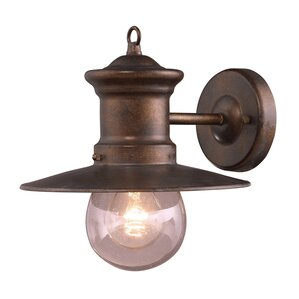 Hambleden 1-Light Outdoor Barn Light