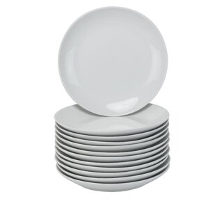 "Crippen 7.5"" Salad Plate (Set of 12)"