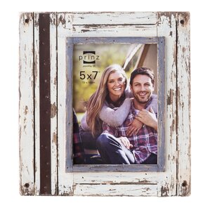 Evelyn Rustic Picture Frame