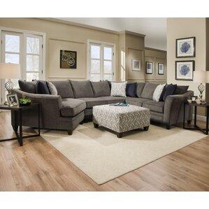 Simmons Upholstery Teri Sectional