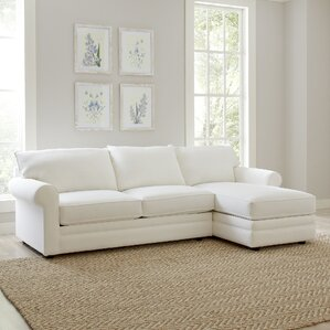 """Risolle 109"""" Sectional"""