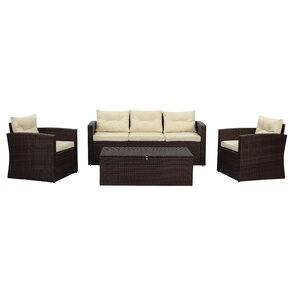 4-Piece Rita Patio Seating Group