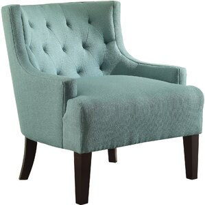 Darren Tufted Arm Chair