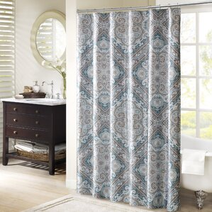 Barris Shower Curtain