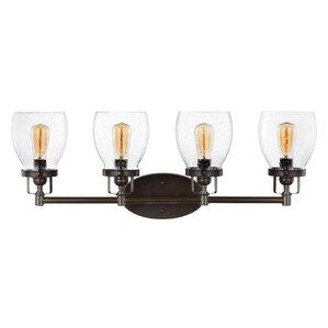 Yesler 4-Light Vanity Light
