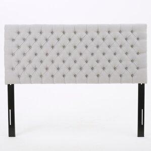 Eudia Queen Upholstered Panel Headboard