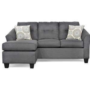 DeSales Reversible Chaise Sectional