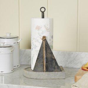 Sail Away Paper Towel Holder