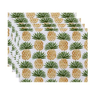 Parkshire Pineapple Placemat (Set of 4)