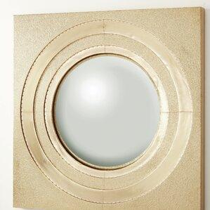 Ronan Square Metal Mirror