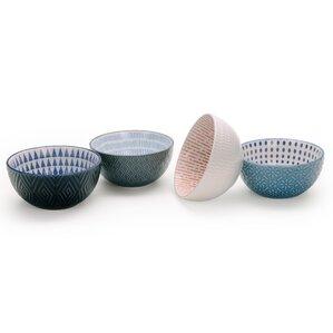 Ridenour 4-Piece Bowl Set