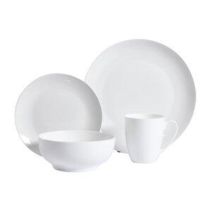 Woodley 16 Piece Dinnerware Set