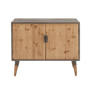 McAnulty Wood Cabinet