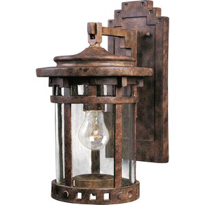 Katya 1-Light Outdoor Wall Lantern