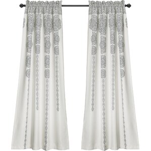 Anise Curtain Panel Pair (Set of 2)
