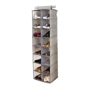 Maisie Hanging Shoe Organizer by Laura Ashley