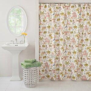 Allegra Shower Curtain