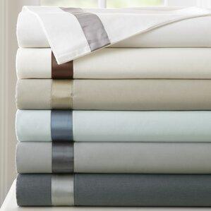 4-Piece Draper Superior Combed Cotton Sheet Set