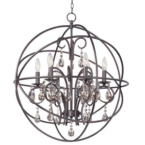 Galanis 6-Light Chandelier