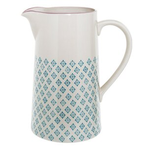 Patrizia Ceramic Pitcher