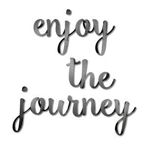 Enjoy the Journey Wall Decor