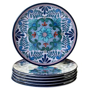 "Merino 9"" Melamine Salad Plate (Set of 6)"