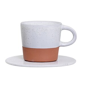 Samantha Mug & Saucer (Set of 4)