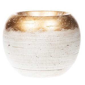 Palladino Round Ceramic Pot Planter