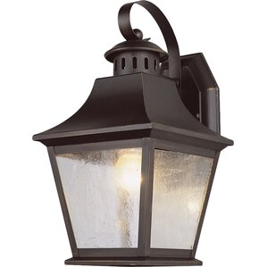 Ellicottville 1-Light Outdoor Wall Lantern