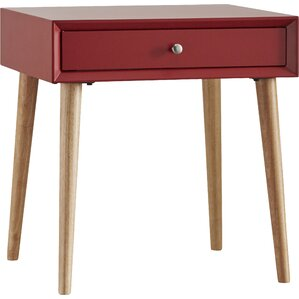 Red Lamp Table R 233 Tro