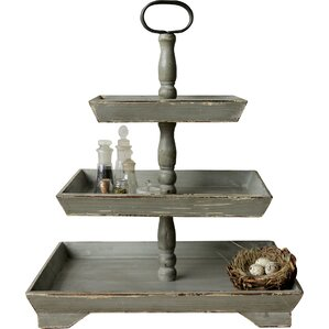 Turner 3-Tiered Stand