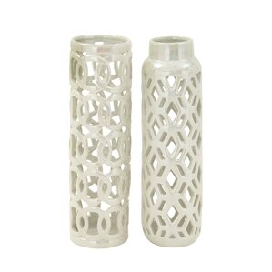2-Piece Corey Vase Set