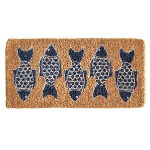Mason Fish Doormat